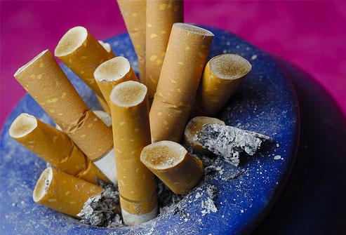 ترک سیگار با گیاهان دارویی