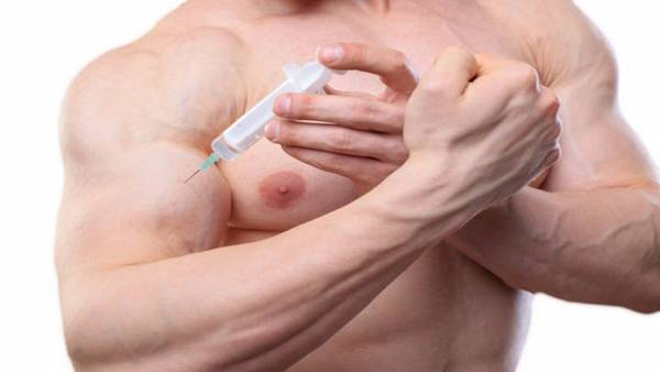 تزریق استروئید