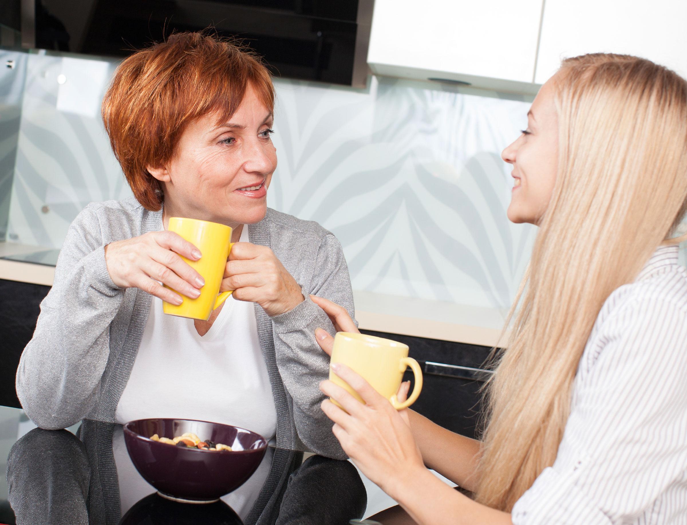 رابطه خوب با مادر شوهر
