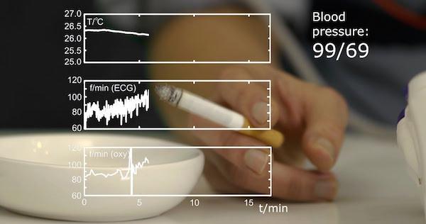 رابطه مصرف سیگار و فشار خون