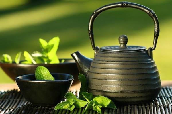 چای سبز فعالیت مغز