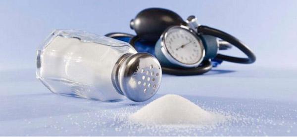کاهش مصرف سدیم