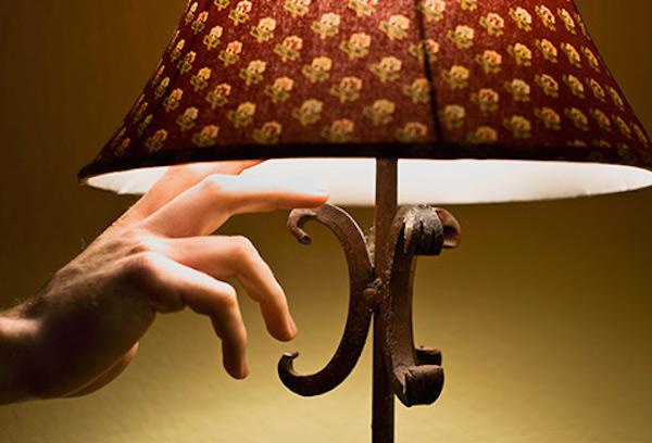 کم کردن نور