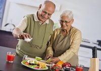تاثیر تغذیه در کهنسالی