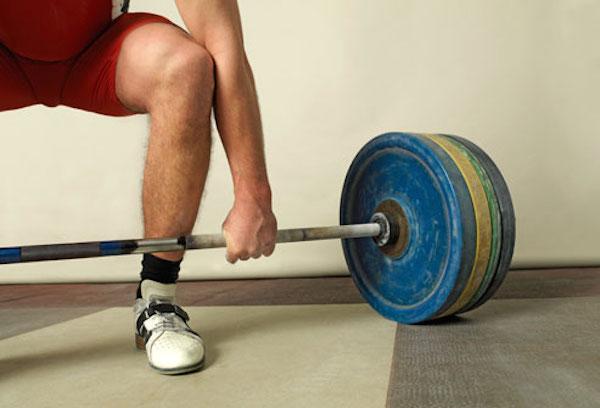 بلند کردن جسم سنگین