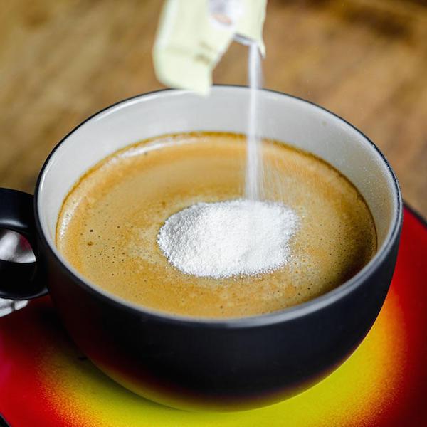 شیرین کننده قهوه