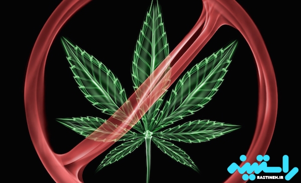 نه گفتن به ماریجوانا