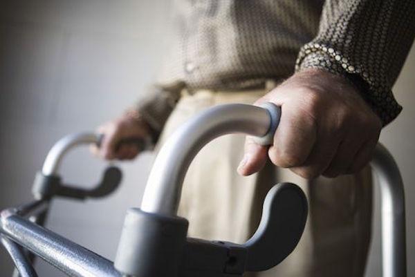 معلول سالمند