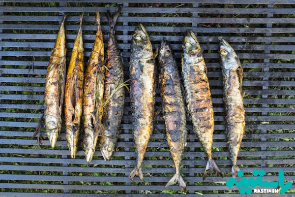 ماهی خال خالی دودی