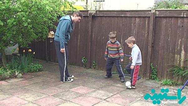 ورزش کودکان