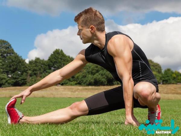 کشیدن عضلات