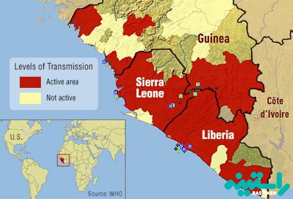 ابولا کجاست
