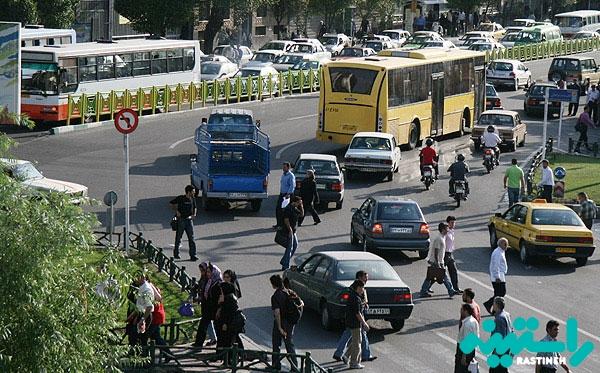 شرایط زندگی در تهران