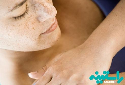انواع مشکلات پوستی