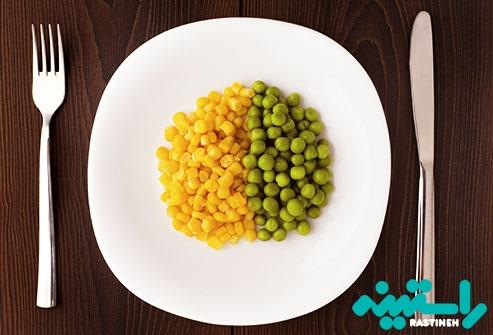 سبزیجات-نشاسته-دار