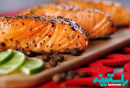 ماهی در منوی غذایی