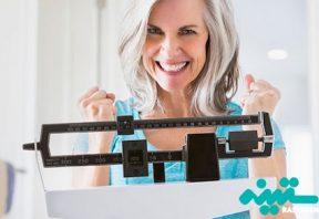 کاهش ورن پس از چهل سالگی