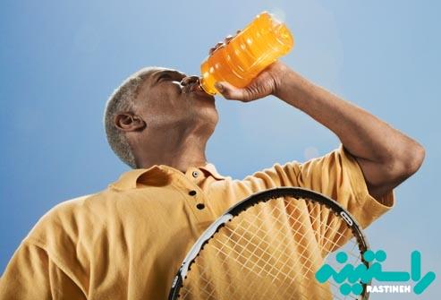 نوشیدنی های ورزشی