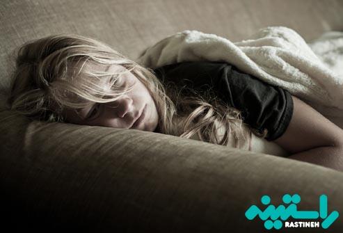 CFS در کودکان و نوجوانان