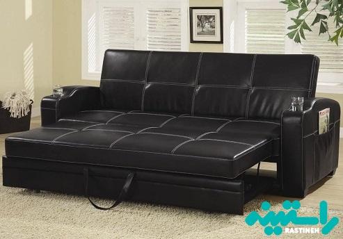 انتخاب کاناپه های تخت خواب شو