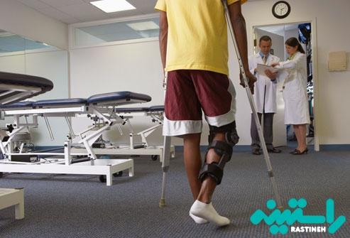درمان صدمات مفصل