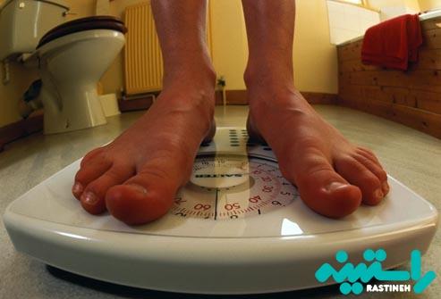علائم هشدار: کاهش وزن