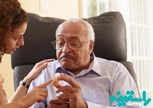 بی انگیزگی و بی علاقگی سالمندان نسبت به سلامت خود
