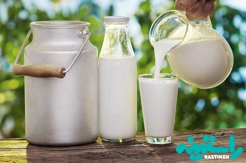 شیر بز