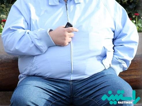 مشکل افراد چاق