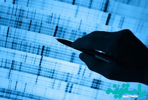 آزمایش ژنتیکی برای CD