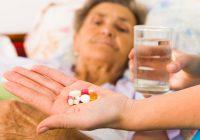سالمندانی که داروی خود را نمیخورند
