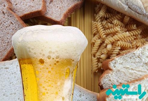 غذاهای محرک بیماری سلیاک