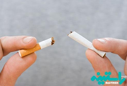 سرطان ریه و ترک سیگار