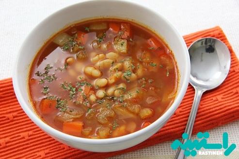 حبوبات و سوپ
