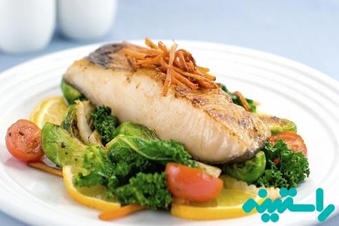ماهی و رژیم غذایی سالم