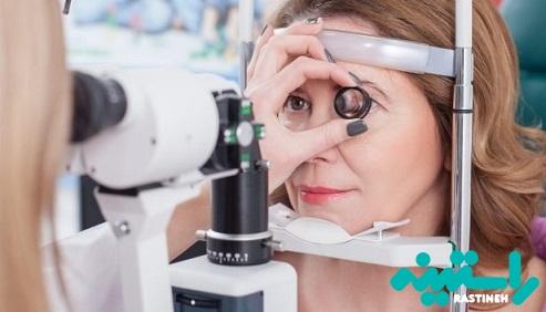 معاینات چشم