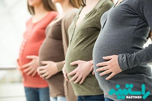 افزایش وزن بارداری