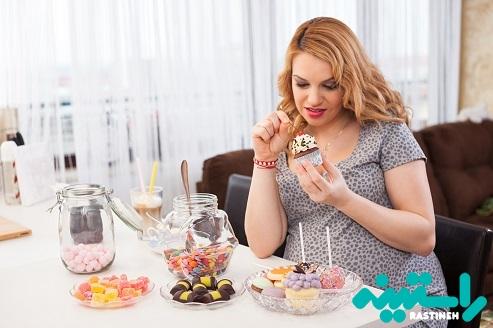 مقدار افزایش وزن در دوران بارداری