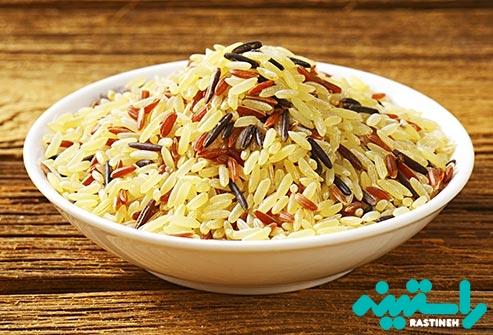 برنج وحشی