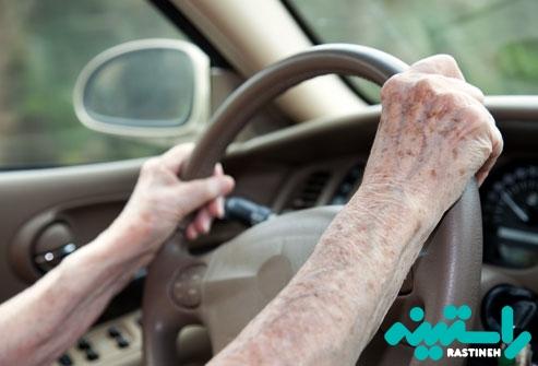 آیا بیمار نباید رانندگی کند؟