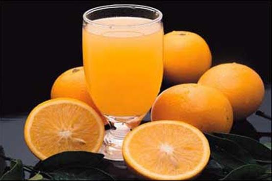 orange juice پیشگیری از سرطان با آپ پرتقال