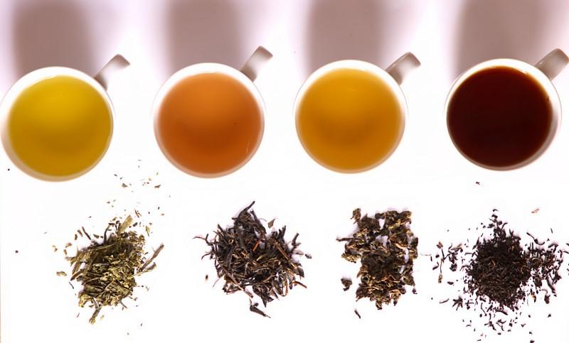 انواع چای