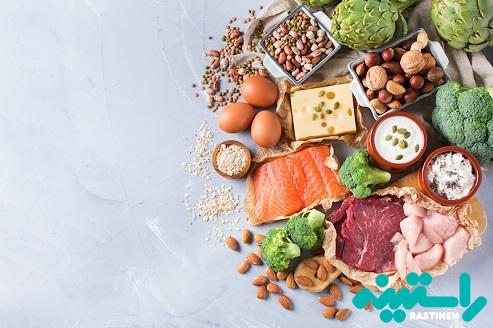 منابع طبیعی ویتامین B12