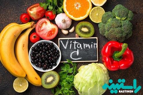 منابع طبیعی ویتامین c