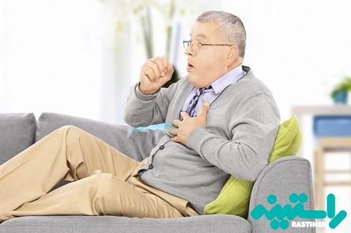 عوارض بیماری آسم