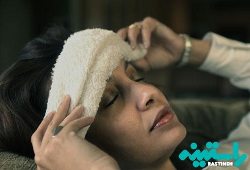 درمان سردرد