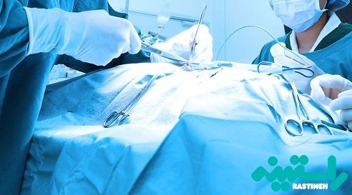 جراحی برای برداشتن کیسه صفرا