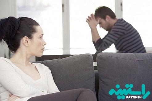 درمان عصبانیت و خشم همسر