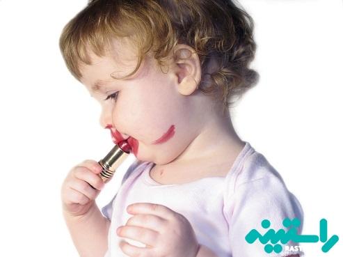 مسمومیت کودکان با سرب