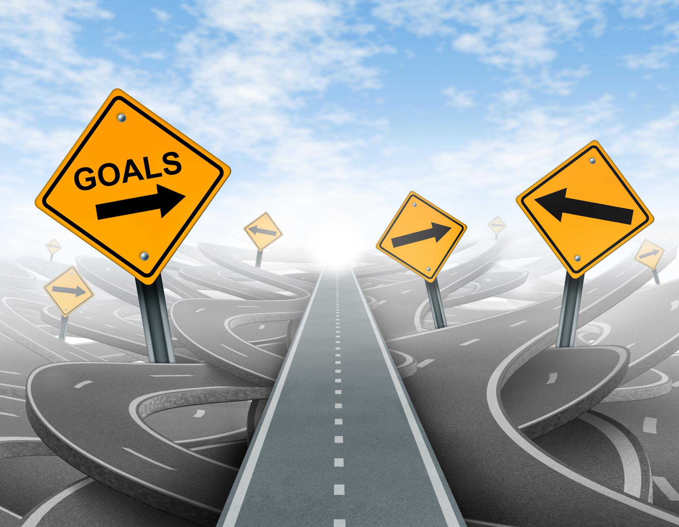 اهداف اصلی زندگی